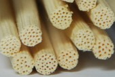 section rattan sticks